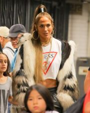 Jennifer Lopez Shoots Video For Amor Amor Amor