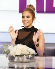 Jennifer Lopez On The Real
